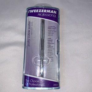 Tweezerman Pushy Cuticle Pusher